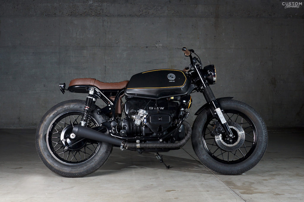 Cafe Racer New Style Custom Machines6