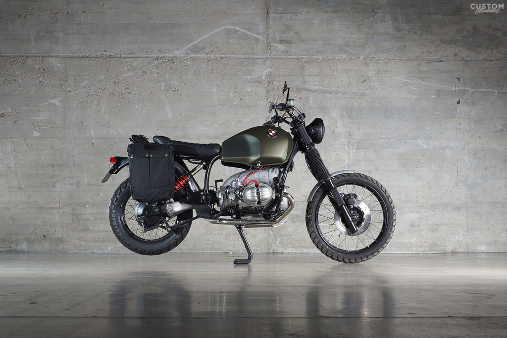 Army Boxer BMW La Explosiva Custommachines Es 06