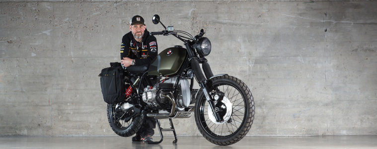 Army Boxer BMW La Explosiva Custommachines Es Portada