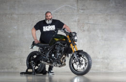 Estrambotica Versys Senor Motorcycles Web Custommachines Portada