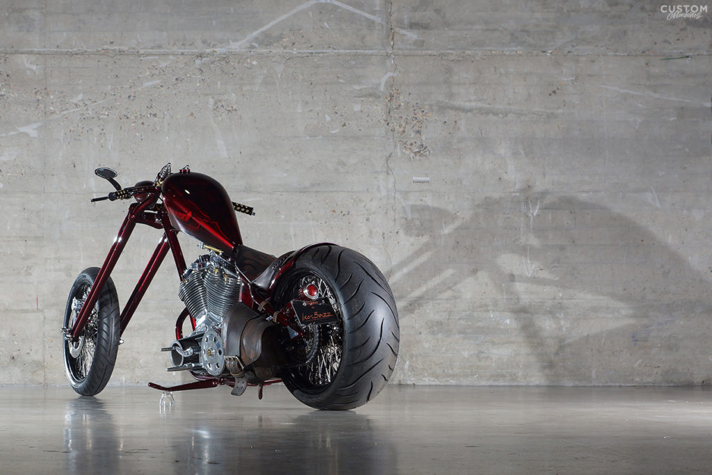 The Chopper Iron Boyzz Custommachines 01
