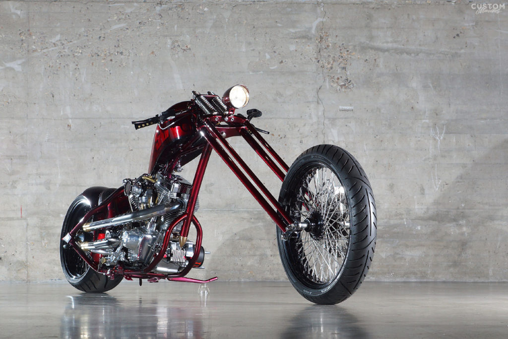 The Chopper Iron Boyzz Custommachines 03