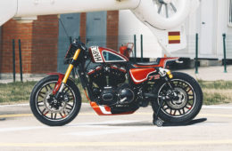 King Of Kings 2020 Harley Davidson DAYTONAS RED HARLEY DAVIDSON BARCELONA