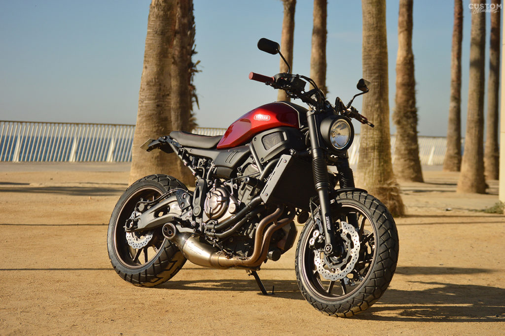 XSR700 SUPERJ Absolut Custommachines12
