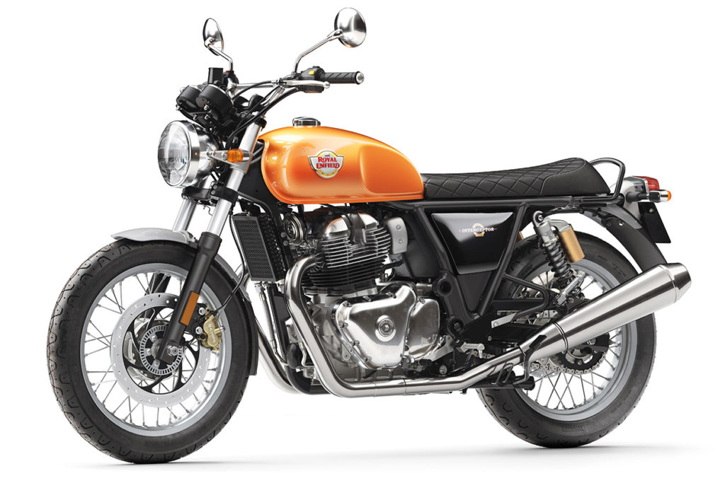 Royal Enfield Customok Machines