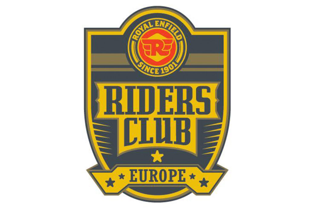 Royal Enfield Riders Club Of Europe Custommachines1