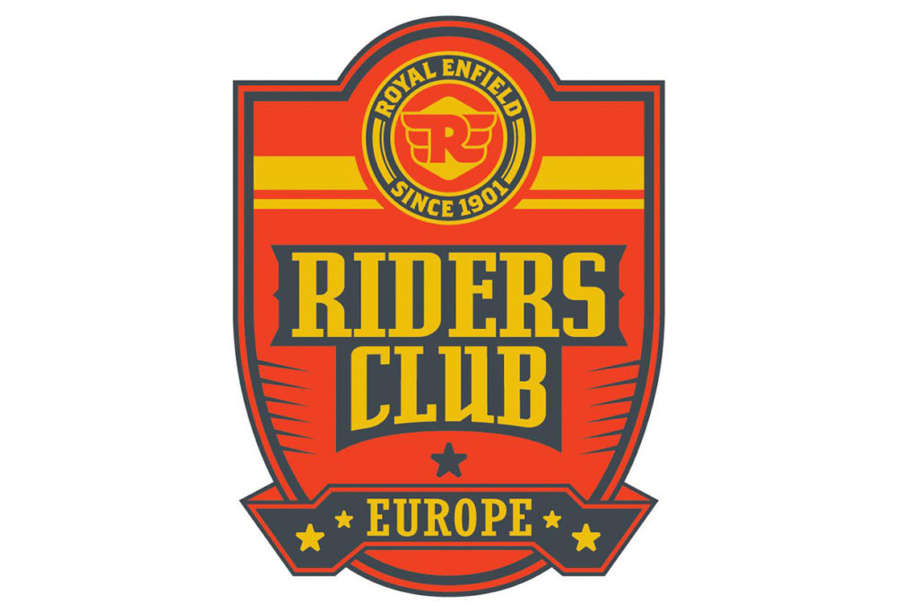 Royal Enfield Riders Club Of Europecustommachines2