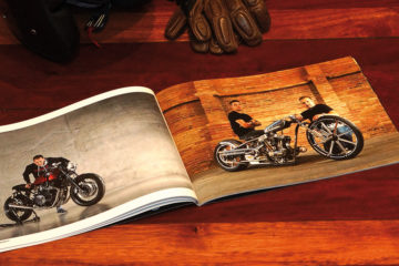 Bikes And Bikers Pandemic Book Customok Machines1
