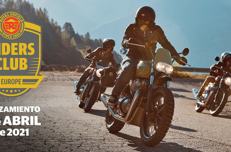 Royal Enfield Riders Club Of Europecustommachines
